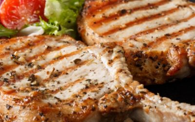 Perfect Pork Steak